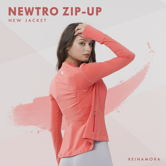 COLLECTION1. NEWTRO ZIP-UP