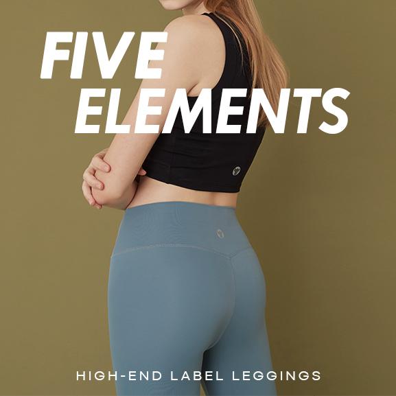 COLLECTION5. FIVE ELEMENTS PANTS